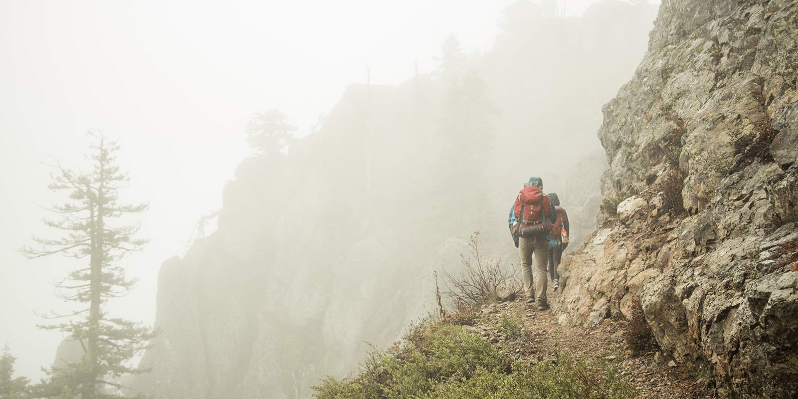 Where to go Backpacking