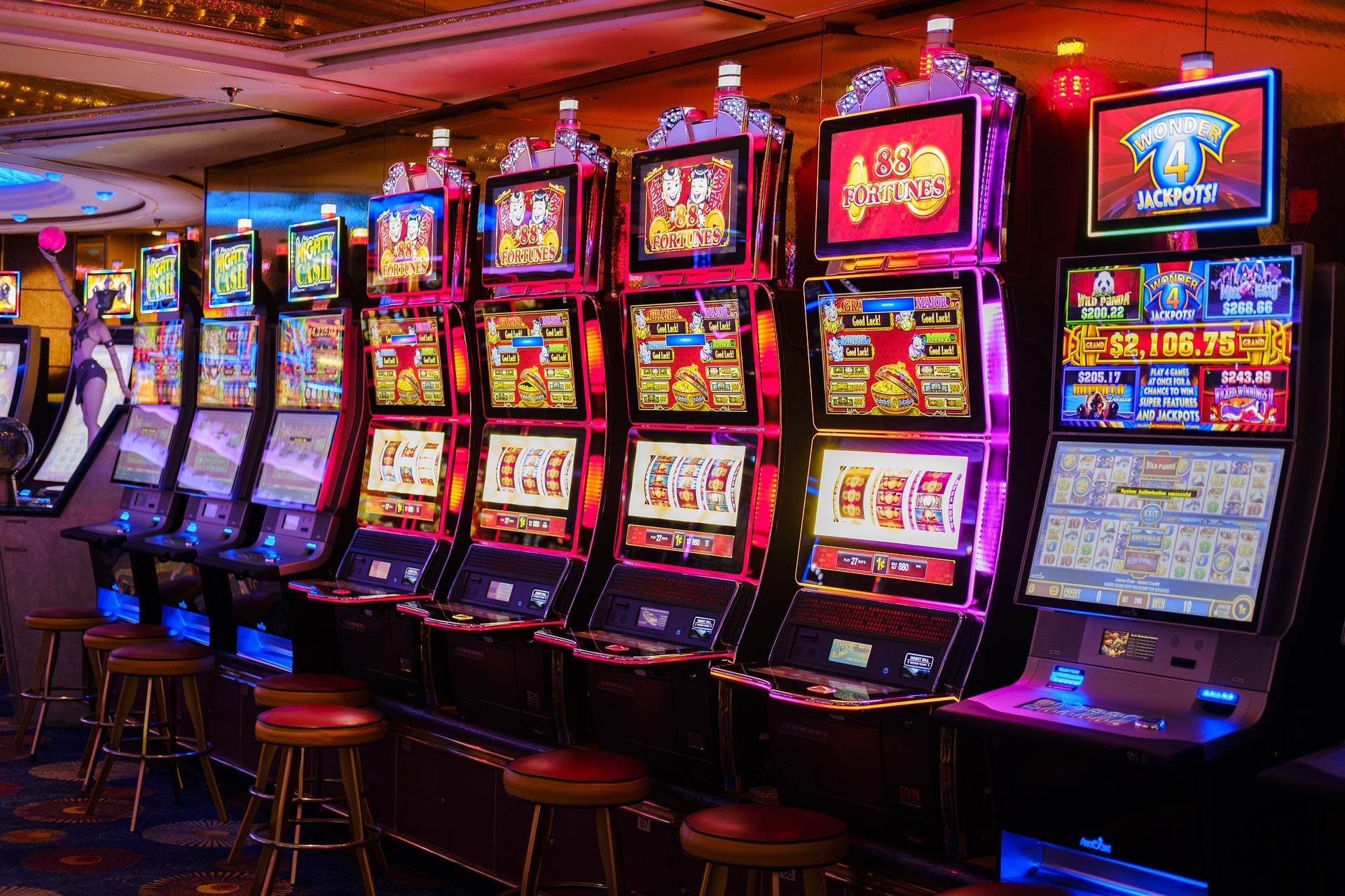 Why Mobile Slot Games are So Popular - Pacific Voyagers